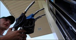 Цены на бензин за неделю выросли