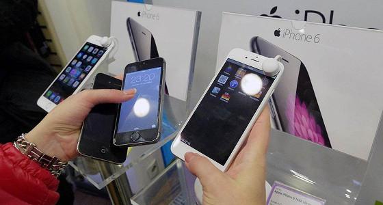 Продажи смартфонов сократились на 8%