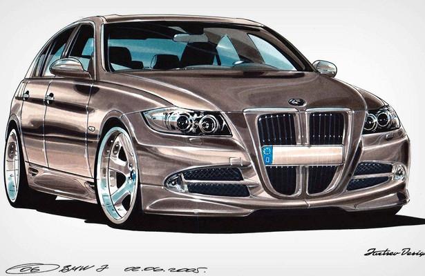 Страсти вокруг «ноздрей» BMW