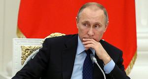 Путин освободил от должностей 17 генералов силовых ведомств