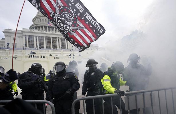 Какмирисоюзники СШАотреагировали нахаос вВашингтоне