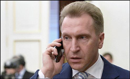 Шувалов рассказал о трехлетнем моратории на налоговые платежи