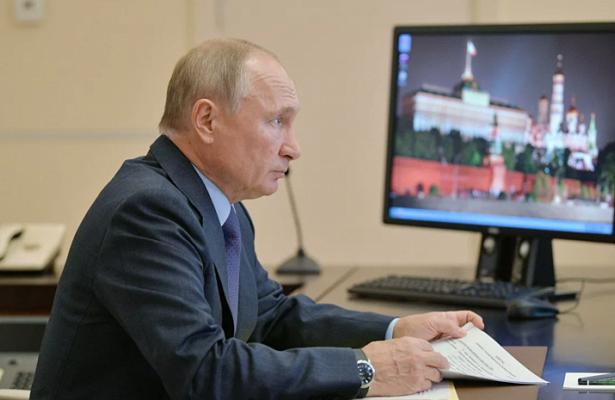 Путин повидеосвязи пообщается сглавой Бурятии