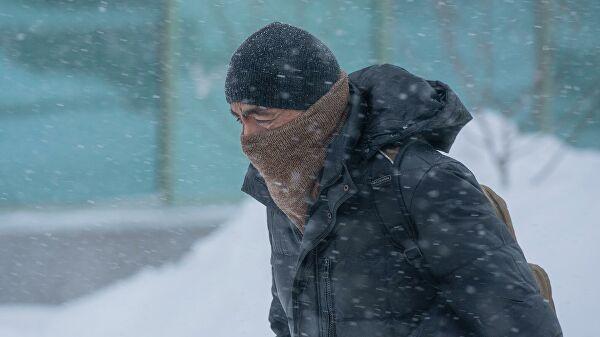 Москву накроет «алмазная пыль» и«ледяные иглы»