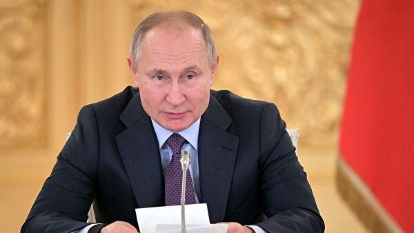 Путин подвел экономические итоги года