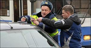 Полиция не отдает штрафы Москве