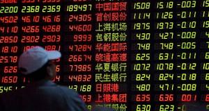 Китайский Shanghai Composite рухнул на 6,5%