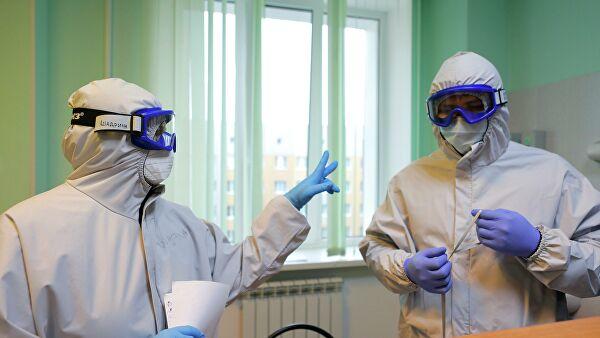 Мурашко заявил оросте числа пациентов спневмониями