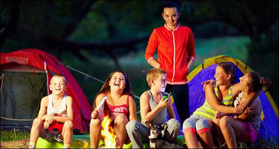 Одобрен закон об организации детского отдыха