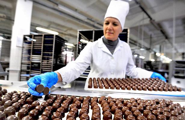 Китай «захватил» российские конфеты