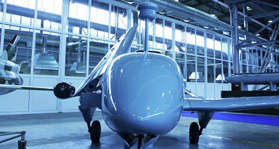 Новейший беспилотник «Корсар» запустят в серийное производство в 2017 году