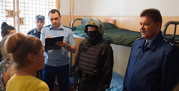 Прокурор Хабаровского края поймал таракана вСИЗО