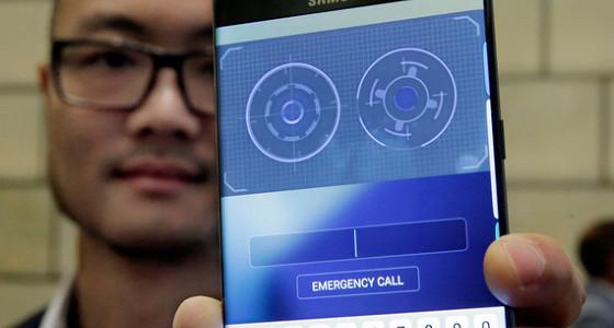 Samsung посмотрит пользователям в глаза