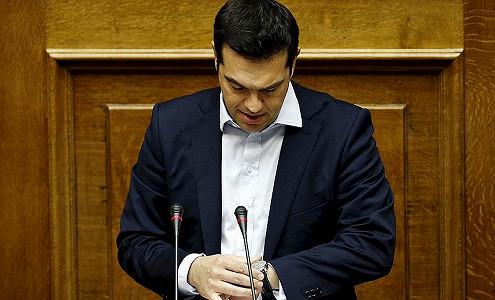Ципрас призвал греков голосовать против мер экономии