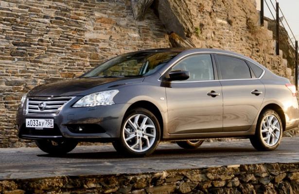 Двемодели марки Nissan покинули российский рынок