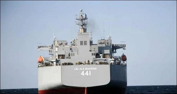 «Карибский кризис 2.0» может таиться втрюме вертолетоносца ВМСИрана
