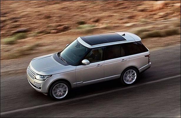 Выгодные условия лизинга Land Rover иJaguar воктябре