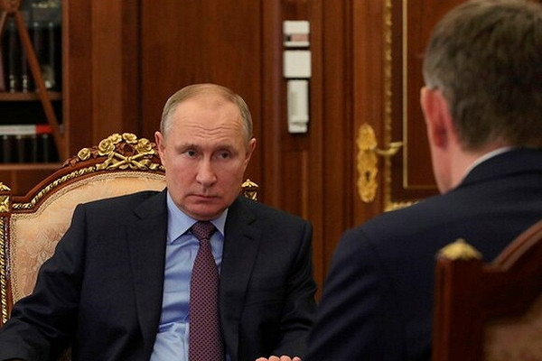 Путин оценил ситуацию сбезработицей вРФ