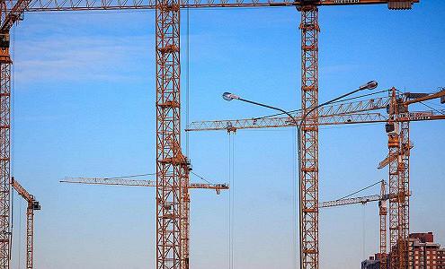 Граждане вложили 612 млрд рублей в строительство жилья в Москве