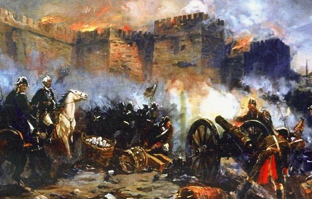 Взятие Измаила идругие битвы, вкоторых русские побеждали «нечислом аумением»
