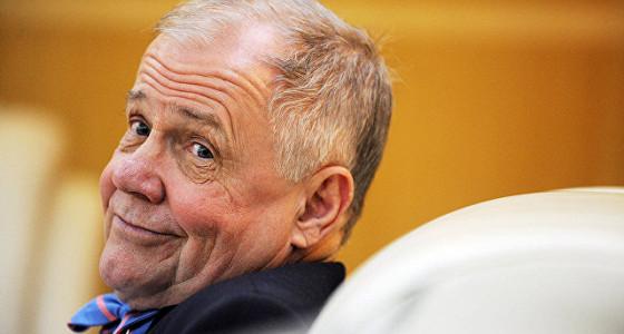 Американский инвестор Джим Роджерс посоветовал вкладывать в Россию