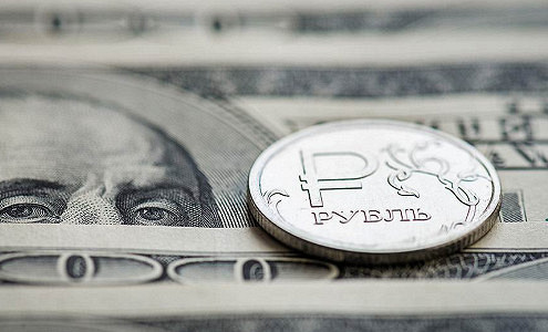 Рубль показал злой характер