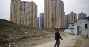 Цены на новостройки в КНР незначительно выросли