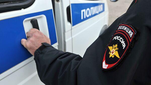 Полицейского избили уметро вМоскве
