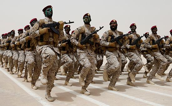 Россия решилась навоенное сотрудничество сСаудовской Аравией