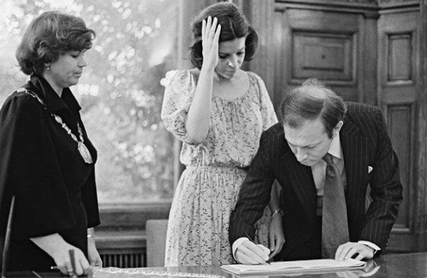 Почему дочь Онассиса вышла замуж загражданина СССР