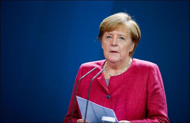Меркель иБайден поговорили обусловиях отключения «Севпотока— 2»