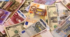 Доллар - по 54 рубля, евро - по 58