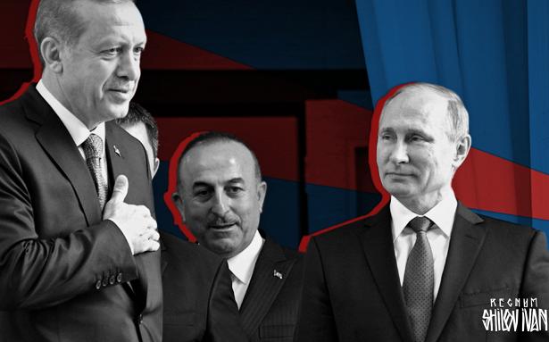 Алиев иЭрдоган вынуждают Путина искать новые решения