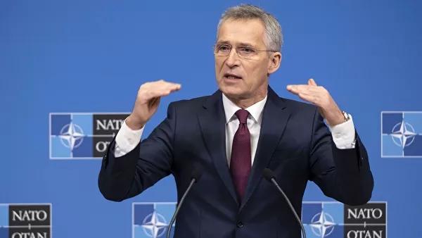 Генсек НАТО возмущён поведением России иБелоруссии
