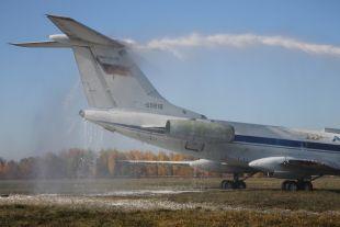 Самолет вогне. Какворонежский аэропорт пережил «авиационное ЧП»