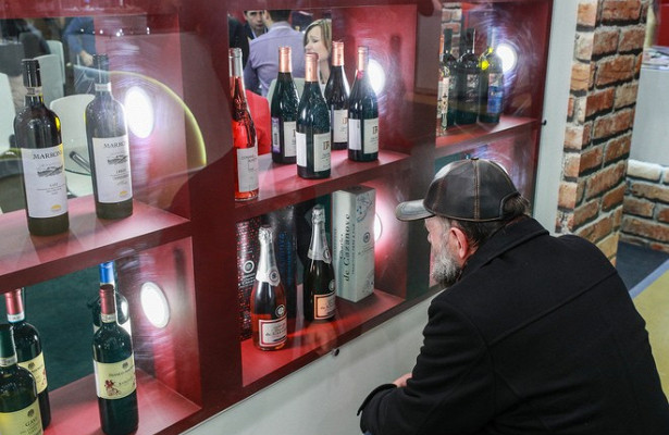ВРоссии предложили ввести новый запрет наалкоголь