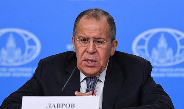 Лавров заявил обоязни СШАчестной конкуренции нарынке газа