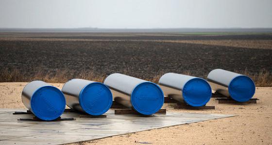 «Газпром» снова обсуждает поставку газа в Южную Европу по дну Черного моря