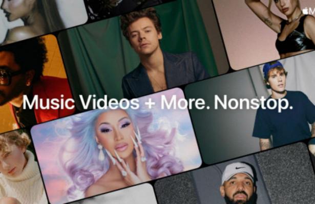 Apple запустила потоковый видеосервис