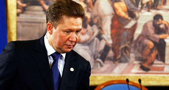 «Северный поток» уперся в Украину