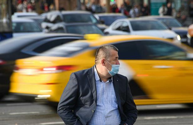 ВМоскве стало сложнее заказать такси