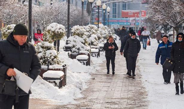 Крыму пообещали повторение аномальных морозов
