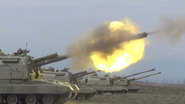 Ереван обвинил Баку вобстреле Сюникской области