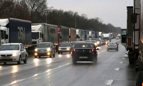 Протестные акции водителей грузовиков грозят стать стихийными