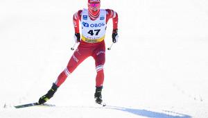 Лыжник Спицов сломал руку ивыбыл сЧМ