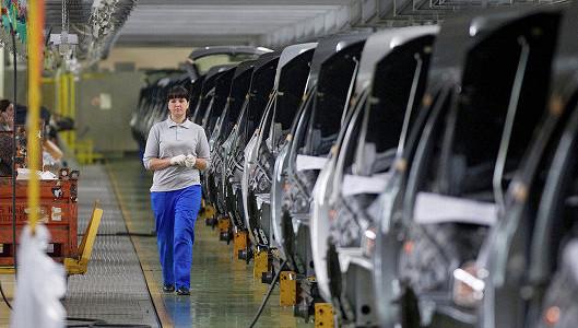 «АвтоВАЗ» сократил продажи в РФ в мае на 33%
