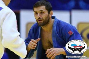 Дзюдоист Роберт Мшвидобадзе занимает третье место вмировом рейтинге