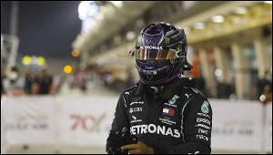 Хэмилтон выиграл квалификацию этапа «Формулы-1»