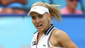 Веснина вышла втретий круг теннисного турнира вКитае