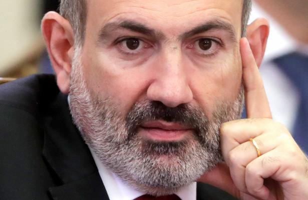 ВАрмении пресекли попытку убийства Пашиняна